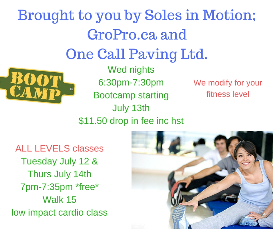 Brought to you by Soles in Motion; GroPro.ca and One Call Paving Ltd. (1)